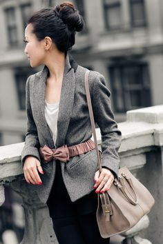 San Francisco Summer :: Soft blazer