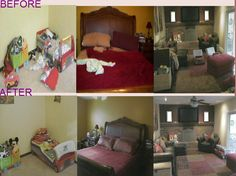 Before And After House Cleaning Pictures Get Your Dirty