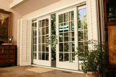 French Patio, French Doors Patio, Sliding Glass Patio Doors, Exterior French Doors, Rustic Patio Doors, Upvc Patio Doors, Exterior Sliding Glass Doors, Double Patio Doors, Modern Patio Doors