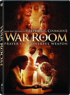 War Room is a compelling drama with humor and heart that explores the power that prayer can have on marriages, parenting, careers, friendships, and every other area of our lives.