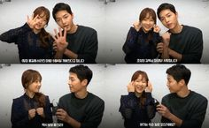 Song Joong Ki Reunites with A Werewolf Boy Costar Park Bo Young to Support Director Jo's New Movie | A Koala's Playground