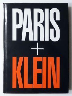 Paris + Klein   William Klein