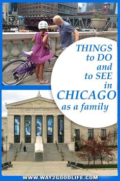 Chicago is a great place to visit with your kids. As the third largest city in the United States, there is so much to do and see with your little ones that you may not be sure where to begin. Here are the must sees and dos to do with your family on your