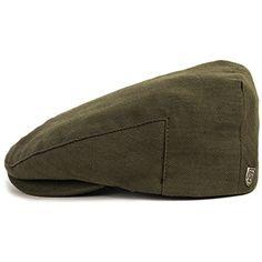 Brixton Men's Hooligan Snap Cap, Oliv... $33.95