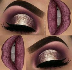 Gorgeous Makeup: Tips and Tricks With Eye Makeup and Eyeshadow – Makeup Design Ideas Blue Eye Makeup, Fall Makeup, Skin Makeup, Eyeshadow Makeup, Holiday Makeup Looks, Eyeshadow Tips, Gorgeous Makeup, Pretty Makeup, Love Makeup