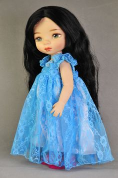 "Doll Dresses Handmade High Quality Limited Collection Elegant Dress for 16"" American Girl Doll Clothes Best Children Gift"