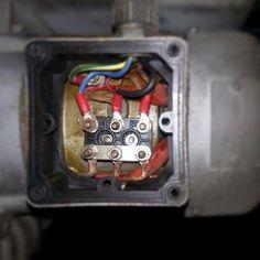 Asenkron Motorun Yıldız Bağlanması #yıldızbağlı #asenkron #motor #starconnection www.elektrikce.com
