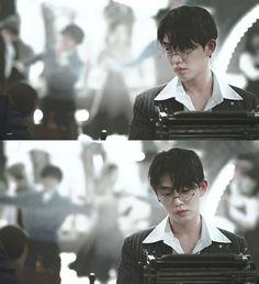 Yoo Ah In // Chicago Typewriter Dramas, Sungkyunkwan Scandal, Park Hyung, Park Bo Gum, Yoo Ah In, Star K, Child Actors, Kpop, Korean Star