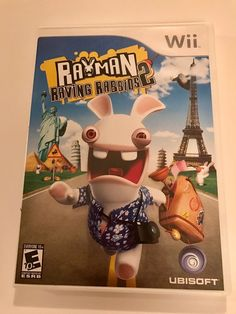 Wii Rayman Raving Rabbids 2 | Video Games & Consoles, Video Games | eBay!