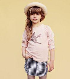 Louis Louise James Sweatshirt, Pink - shopminikin