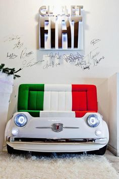 Featuring the Cinquecento Edition, exclusively offered by FIAT! www.facebook.com/FIATALY