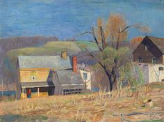 Image result for daniel garber painter Daniel Garber Daniel Garberltbrgt1880 1958 lot Sotheby39s