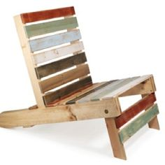 how to make furniture out of pallets - Google Search