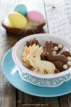 RABBIT COOKIES FOR EASTER HOLIDAY