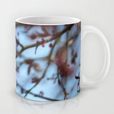 Tree Blooms Photo Mug  @ShelleysCrochet #integrityTT #etsyspecialT #etsymntt http://etsy.me/1MVM67X