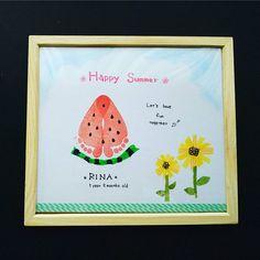 関連画像 Cute Kids Crafts, Baby Crafts, Toddler Crafts, Diy And Crafts, Baby Footprint Art, Footprint Crafts, Baby Hand And Foot Prints, Finger, Handprint Art