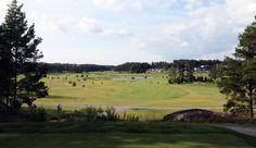 Kultaranta Golf: viihdyttävää golfia saaristolaismaisemassa