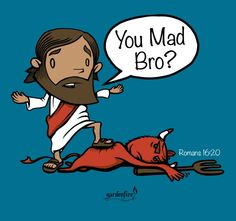 Image result for you mad bro jesus shirt