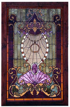 Romany Soup: Stained Glass