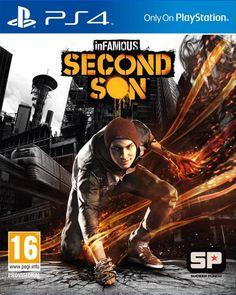 Infamous Second Son - PS4 à partir de 19 € d'occasion > #JeuxVideo #Occasion #Infamous #SecondSon