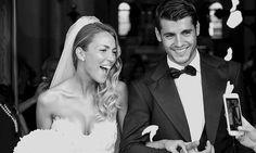 Álvaro Morata y Alice Campello celebran su primer mes de casados con un importante cambio en su vida