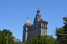 Manhattan Municipal Building and Thurgood Marshall United States Courthouse