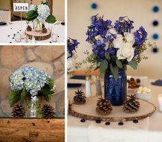 Cobalt blue wedding decor, blue wedding centerpieces, Susanna Storch Photography  #weddingcenterpiece #coloradoweddingphotographer #mountainwedding #breckwedding #bluewedding #weddinginspo #weddingflorals #weddingideas #coloradoweddingvendor #lodgeatbreck #mountainweddingphotography