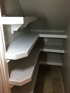 Under The Stairs Pantry Small Pantry White Pantry Pantry Ideas