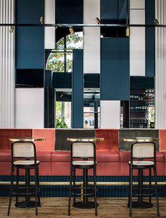 Café Waldeck Bar - Framework Studio