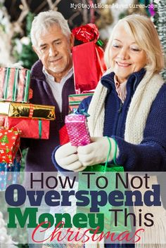Having problems overspending your money? With the holiday season around the corner here are some tips on how to not overspend money this Christmas!