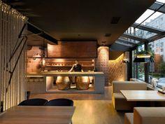 Odessa Restaurant by YOD Design Lab - News - Frameweb