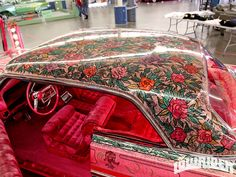 Many of you will agree that the Chevrolet Impala personifies the Lowriding lifes. - Used Chevrolet Impala For Sale Online Pretty Cars, Cute Cars, Airbrush, Custom Car Interior, Chevrolet Impala, 64 Impala, 1957 Chevrolet, Chevrolet Trucks, Car Painting