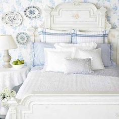 White Bedroom Design