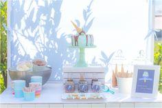 Ice Cream Party :: 2º Aniversário Tiaguinho « Por Magia Por Magia