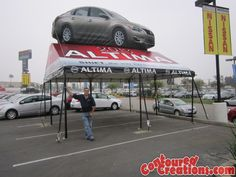 Inflatable Car – 2013 Nissan Altima