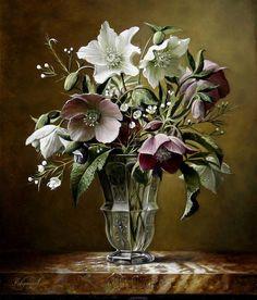 Я на картине видела цветы... Художник Pieter Wagemans. Обсуждение на LiveInternet - Российский Сервис Онлайн-Дневников