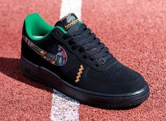 """God Save the Queen and all: Nueva Air Force 1 Low """"Urban Jungle Gym"""" #sneakers #nike #airforceone #ss14"""