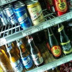 休肝日2日で終了。飲んじゃう! 宅飲みだけどね。 #beer night T.G.I.F. #philippines#フィリピン#ビール