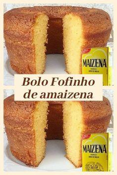 Brazillian Food, Mini Pavlova, Diy Projects On A Budget, Pound Cake Recipes, Portuguese Recipes, Coco, Thanksgiving Recipes, Amazing Cakes, Baking Recipes