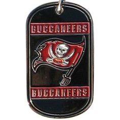 NFL Dog Tag - Bucaneers