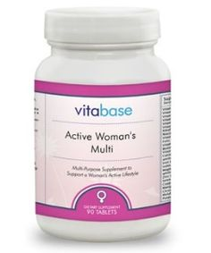 Active Woman's Multi (90 Tablets)