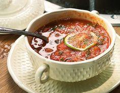 Maghreb tomato soup (Магрибский томатный суп)