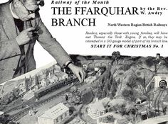 The FFARQUHAR BRANCH - Railway Modeller December, 1959
