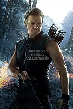 CGC Huge Poster  Marvel The Avengers Age of Ultron Hawkeye Movie Poster  MAG024 24 x 36 61cm x 915cm * Click on the image for additional details.Note:It is affiliate link to Amazon.