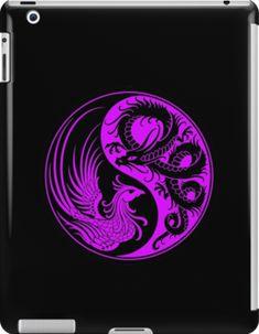 Ipad 4, Ipad Case, Yin Yang Designs, Serpent Snake, Black Dragon, Chinese Dragon, Lip Designs, Ancient Symbols