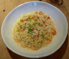 Risotto, Rockets and Crabs on Pinterest