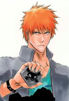 This page features Bleach figures from the popular anime titled Bleach. Ichigo Manga, Bleach Ichigo Bankai, Manga Anime, Comic Manga, Bleach Manga, Anime Art, Shinigami, Kawaii Chibi, Kawaii Anime