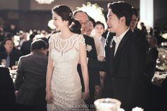노지원 신부님  결혼 축하드립니다  Photographed by Oh Joong Seok Wedding Studio  서울 신라호텔 다이너스티 홀