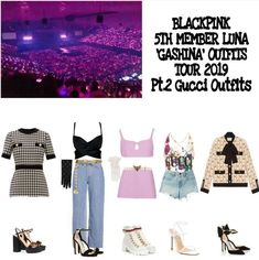 Bts Inspired Outfits, Kpop Fashion Outfits, Black Diamond, Concert Outfits, Show, Polyvore, Clothes, Jewellery, Group