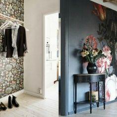 Ideas Para, Ideas Creativas, Mirror, Houses, Furniture, Flowers, Diy, Home Decor, Hall Decorations